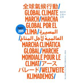 Global Climate March – 29th November 2015