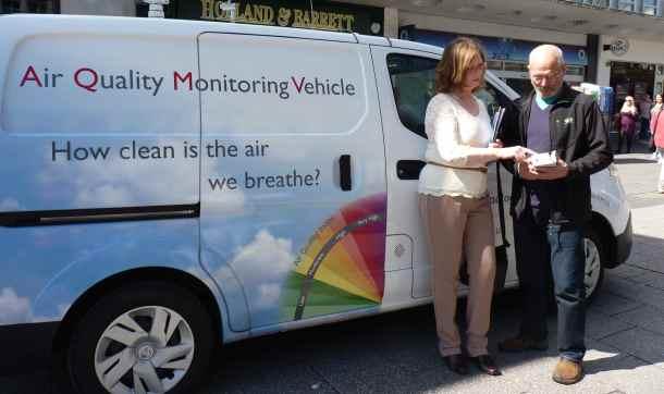 Smogmobile Liz Colin