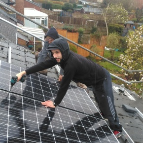 On the bright side: Why I've just installed solar panels (and bucked the trend!)