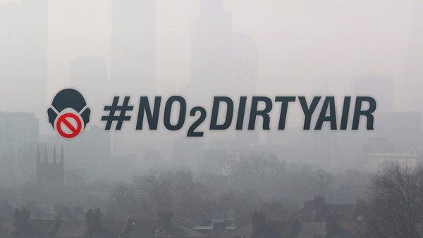 #no2dirtyair