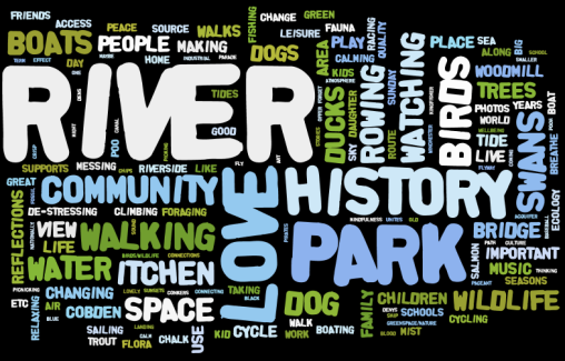 Wordle - Riverfest 4
